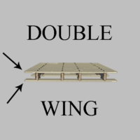Double Wing Custom Pallet Sales